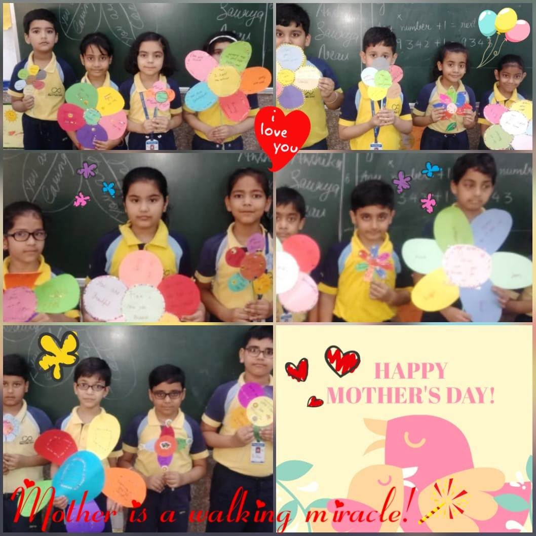 mothers day activity 2019