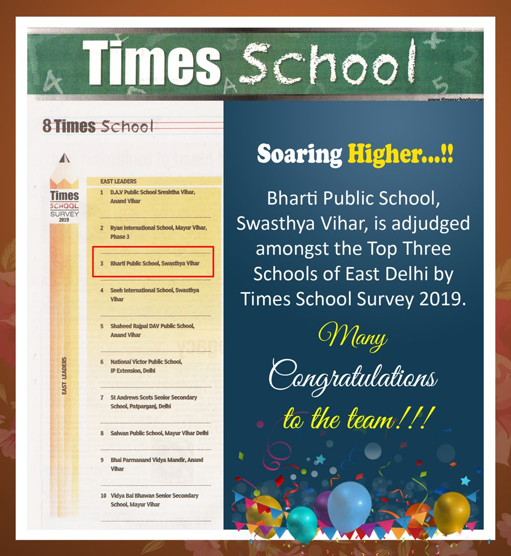 Times School Survey 2019